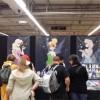 Comme toutes les éditions de Paris Manga, beaucoup d'éditeurs, de fanzines et de vendeurs sur le salon. Un bon moment pour chiner !