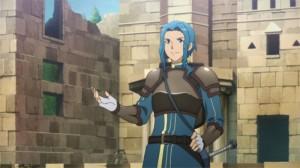 Diavel motive ses troupes avant le combat contre le boss du premier niveau
