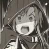 Asuna en colère car elle croit que Kirito l'a touchée pendant qu'elle dormait