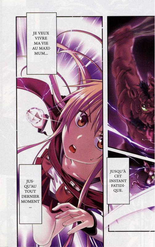 Page 3 du manga Sword Art Online Progressive