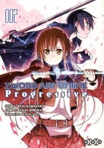 Couverture du manga Sword Art Online Progressive Tome 2