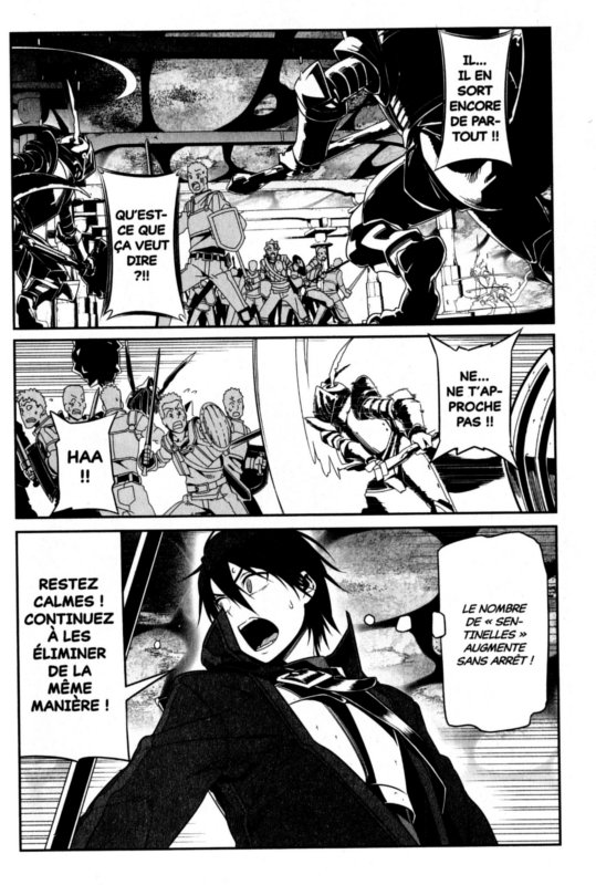 Page 4 du manga Sword Art Online - Progressive - Volume 2