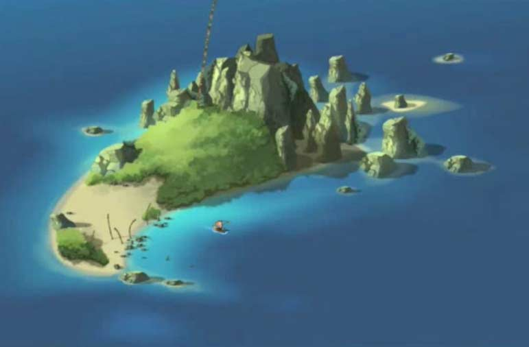 wakfu île de Moon