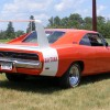 Dodge Charger Daytona 1969 back