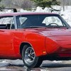 Dodge Charger Daytona 1969 - front