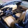 Boxster 986 de 2,5L de 1997 noir intérieur beige