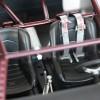 Il manque une ceinture de sécurité sur le siège passager