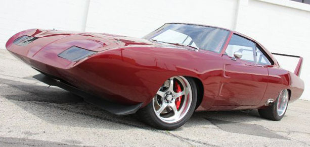 daytona originale vs film - Dodge Charger 1969 Fast And Furious 6