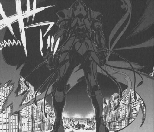 Quand son maître est fatigué, Berserker est libre de ses mouvements et s'attaque à Saber