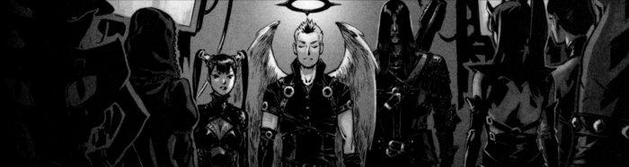 Ange est la cause de cette attaque contre la F.E.A.H., il souhaite aider à sa défense