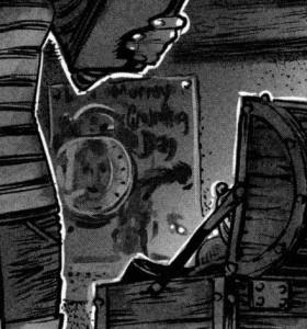 Référence au film Groundhog Day : Un jour sans fin dans le tome 7 de Freaks' Squeele