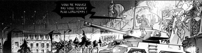 Les super-héros lancent l'assaut contre la F.E.A.H. afin d'arrêter leur insurrection