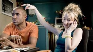 Marion et Cédric dans scène de ménages