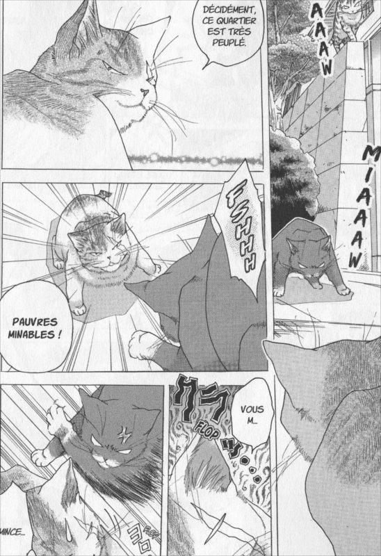 Page 3 du manga Miaou ! Big-Boss le magnifique