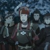 Klein et sa guilde suivent Kirito