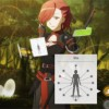 Interface de Silica qui va donner à Rosalia un objet de soin