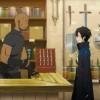 Kirito questionne Gil concernant l'arme qui a tué Cainz