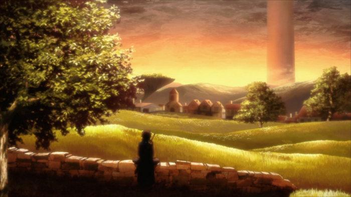 Kirito attend qu'Asuna se réveille. Il a peur de la laisser sans surveillance face à un tueur de joueurs