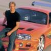 Fast Furious - Toyota Supra Paul Walker