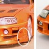 Autocollants manquant de la version Joyride de la Supra de Fast and Furious