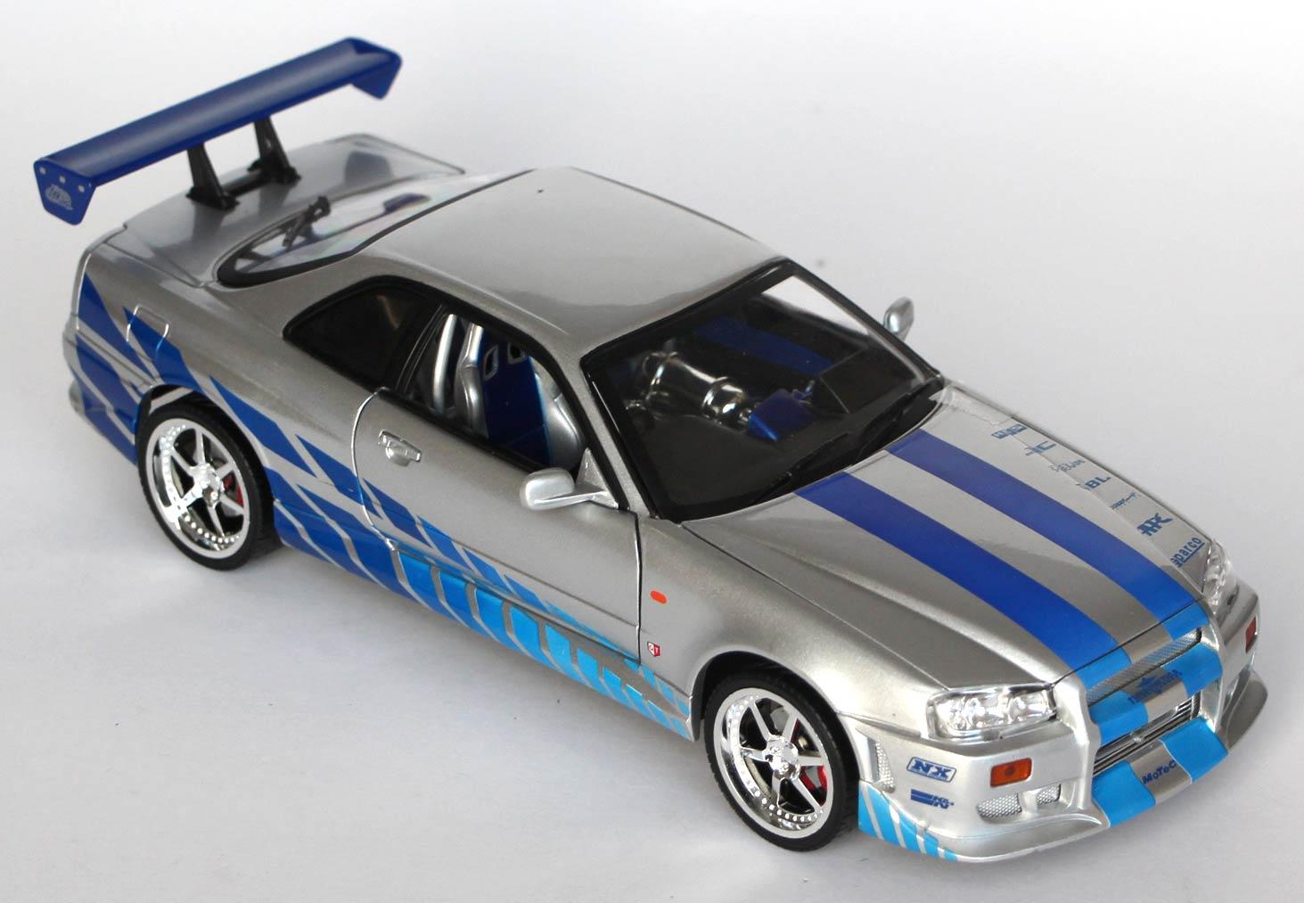 Nissan Skyline diecast Joyride 1/18