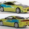Mitsubishi Eclipse Fast Furious 1/18eme ERTL Die Cast