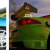 Trappe à essence de la Mitsubishi Eclipse Fast Furious