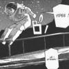 Hachimaki sort sur la lune avec une petite fille de 12 qui a toujours vécu sur la Lune