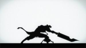 Kirito bat le boss du niveau 74 avec sa compétences des 2 épées