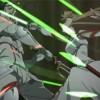 Asuna attaque Kuradeel qui a tué Godfree et blessé fortement Kirito