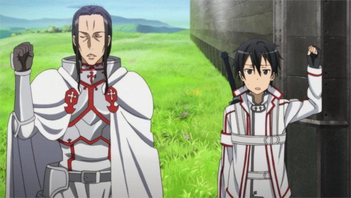 Kirito et Kuradeel partent en mission pour prouver leur valeur et montrer qu'ils peuvent travailler ensembles