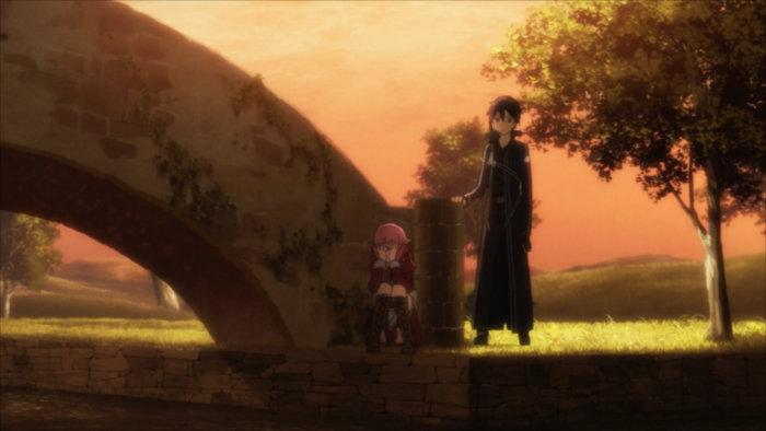 Lisbeth a quitté précipitamment son atelier quand elle a compris que sa meilleure Amie Asuna était amoureuse de Kirito