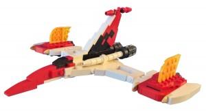 Alcorak Lego Goldorak