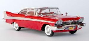 Christine Plymouth Fury 1-18 Auto World