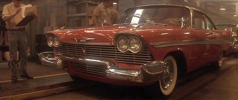 Christine -  Stephen King - film