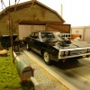 Diorama Dodge Charger Fast & Furious