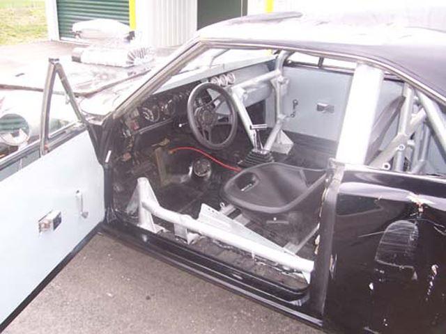 Fast Furious Dodge intérieur