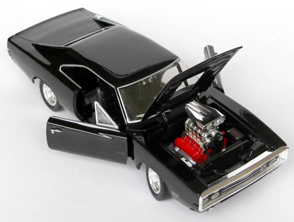 Partie mobiles de la Dodge Charger Joyride Fast and Furisous