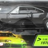 packaging de la Dodge Charger Fast Furious 1/18 Joyride