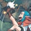 Shimy se fait attaquer par des elfes noirs