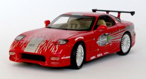 Mazda RX-7 Fast and Furious ech 1/18 Joyride