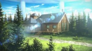 La maison de Kirito et Asuna dans un étage calme