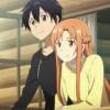Asuna et Kirito mariés vivent quelques jours dans une maison dans un niveau campagnard