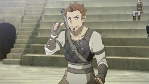 Kibaô le chef rebelle de la guile Armée