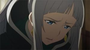 Yulier triste car elle a peur pour Thinker le vrai chef de la guilde Armée