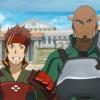 Agil et Klein en habit de combat pour attaquer le boss du niveau 75