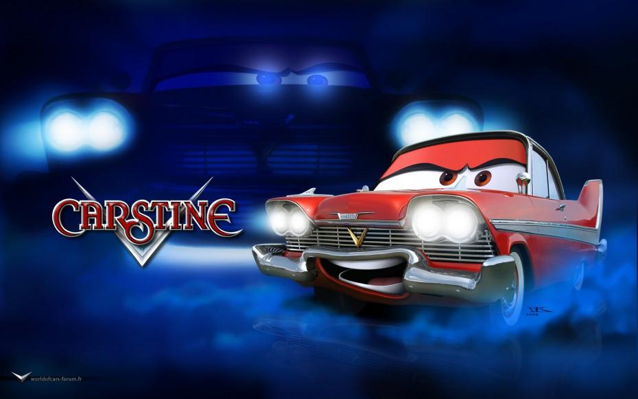Christine Cars Pixar
