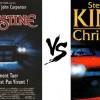 Christine livre vs film