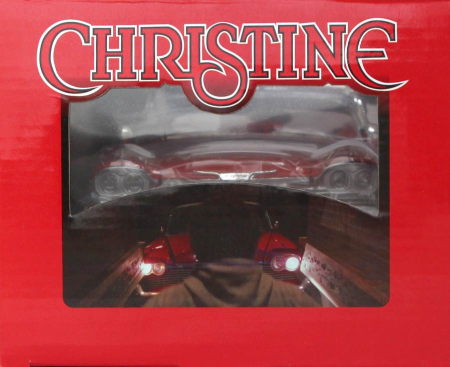 droite Packaging Christine Plymouth Fury 1-18 Auto World