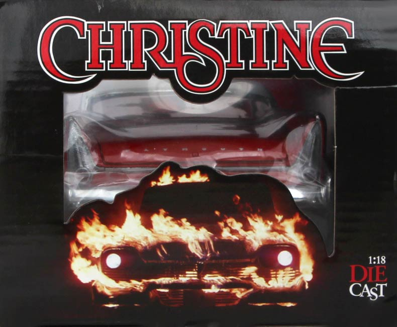 gauche Packaging Christine Plymouth Fury 1-18 Auto World